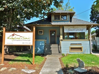 Organic Acupuncture, LLC is located inside the Ridgeline Clinic